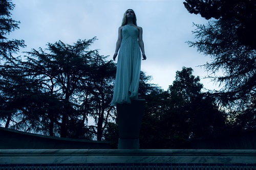 Elle Fanning in The Neon Demon.  Photo courtesy of Broad Green Pictures.