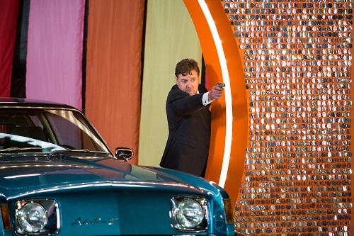 RUSSELL CROWE as Jackson Healy in Warner Bros. Pictures' action comedy