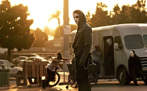 The Purge: Anarchy. 2014