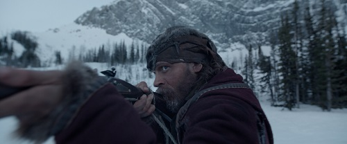 THE REVENANT.  Copyright 2015 Twentieth Century Fox Film Corporation, Regency Entertainment (USA) Inc., and Monarchy Enterprises.  All rights reserved.