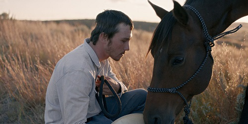 The Rider, photo courtesy Sony Pictures Classics. All Rights Reserved.
