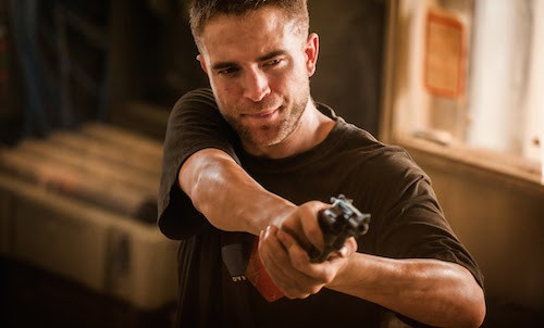 Robert Pattinson in The Rover. 2014 A24 Films.