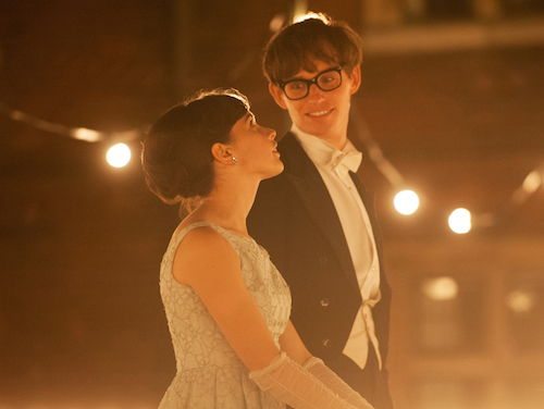 The Theory of Everything. 2014.