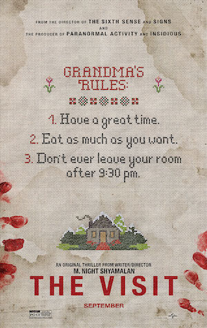 'The Visit' Poster