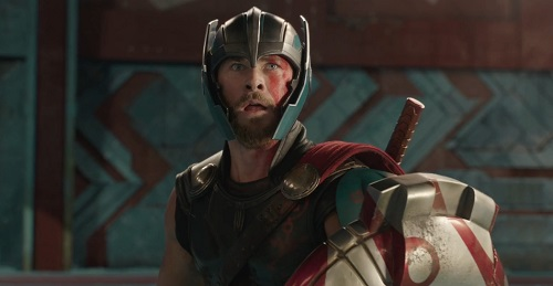 Thor: Ragnorok, photo courtesy Walt Disney Pictures 2017, All Rights Reserved.