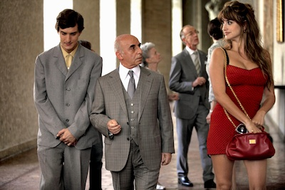 Penelope Cruz in Woody Allen's To Rome With Love