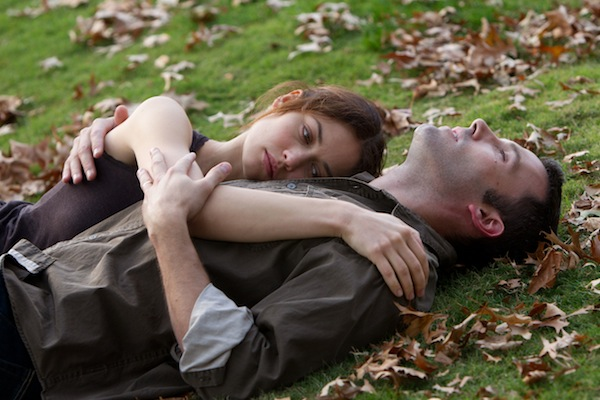 Olga Kurylenko and Ben Affleck in TO THE WONDER, a Magnolia Pictures release. Photo courtesy of Magnolia Pictures.