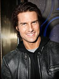 Tom Cruise, courtesy of EW