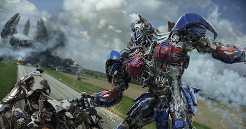 Transformers: Age of Extinction. 2014. Paramount Pictures.