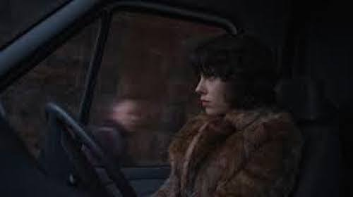 Scarlett Johansson in Under The Skin. 2014.