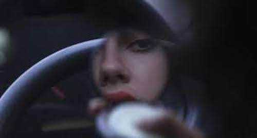 Scarlett Johansson in Under The Skin. 2014.