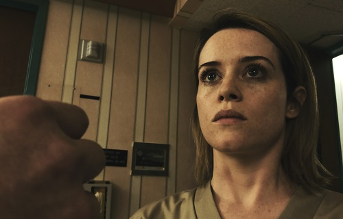 Claire  Foy  stars  as  Sawyer  Valentini  in  Steven  Soderbergh's  UNSANE,  a   Fingerprint  Releasing  and  Bleecker  Street  release. Credit: Fingerprint Releasing / Bleecker Street.