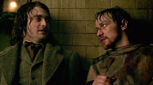 Victor Frankenstein. All rights reserved.