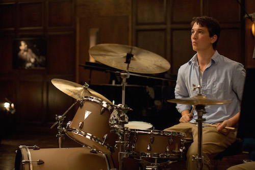 Miles Teller as Andrew. Photo by Daniel McFadden, Courtesy of Sony Pictures Classics