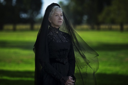 Academy Award® winner Helen Mirren in WINCHESTER to be released by CBS Films and Lionsgate. Photo credit: Ben King.