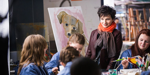 Juliette Binoche in Words and Pictures. 2014.