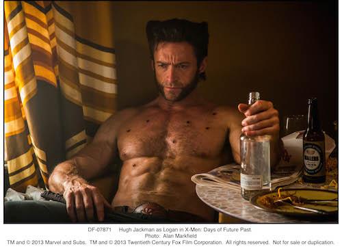 2014. X-Men: Days of Future Past.