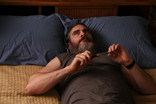 You Were Never Really Here, courtesy Film 4/Amazon Studios.