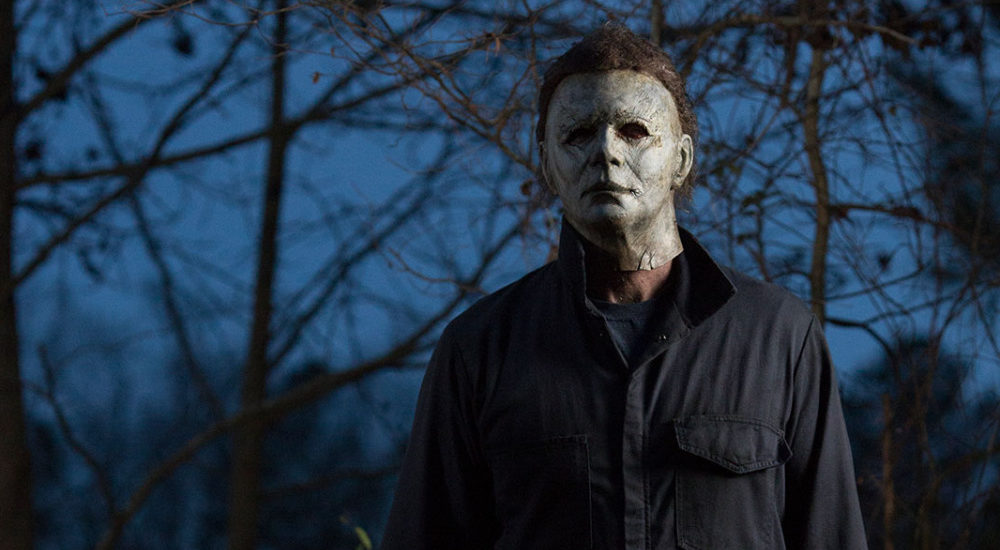 Michael Myers (The Shape) in Halloween.