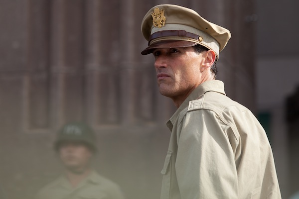 Matthew Fox stars as Gen. Bonner Fellers in Peter Webber's EMPEROR.  Photographer: Kirsty Griffin