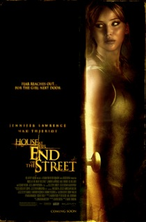 Jennifer Lawrence in House At the End Of The Street