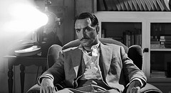 Jean Dujardin as George Valentin in Michel Hazanavicius's film THE ARTIST