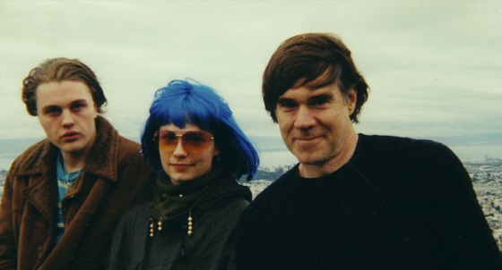 Michael Pitt, Savannah Knopp and Gus Van Sant in AUTHOR: THE JT LEROY STORY, a Magnolia Pictures release. Photo courtesy of Amazon Studios / Magnolia Pictures.