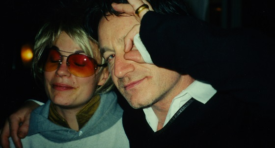 Savannah Knoop and Bono in AUTHOR: THE JT LEROY STORY, a Magnolia Pictures release. Photo courtesy of Amazon Studios / Magnolia Pictures.