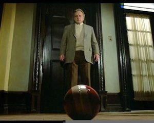 George C. Scott in The Changeling and The Bouncing Ball