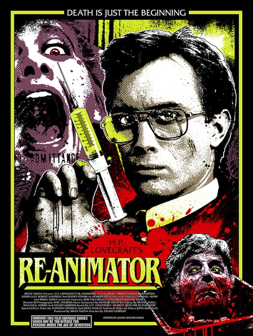 Fright Rags Re-Animator
