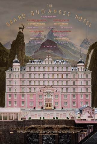 The Grand Budapest Hotel Poster