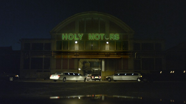 Holy Motors Garage (Indomina Releasing)