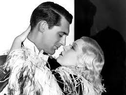 Mae West and Cary Grant in I'm No Angel