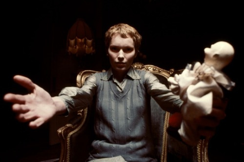 Mia Farrow In The Haunting Of Julia