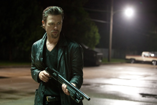 Brad Pitt as Jackie Cogan in KILLING THEM SOFTLY  Photo: Melinda Sue Gordon © 2011 Cogan's Productions