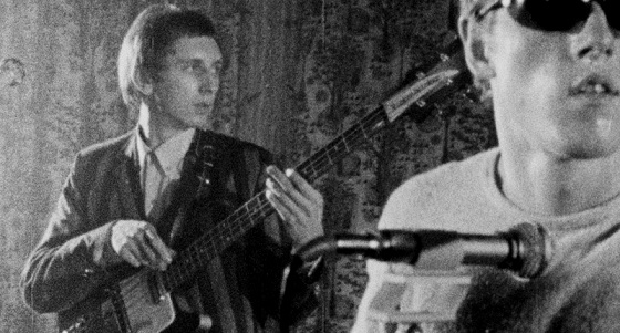 John Entwistle and Roger Daltrey - Photo courtesy Sony Pictures Classics