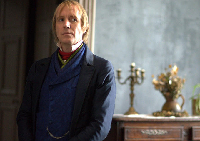 Rhys Ifans in Madame Bovary