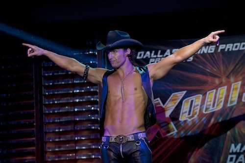 MATTHEW McCONAUGHEY as Dallas in Warner Bros. Pictures' dramatic comedy