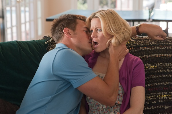 Josh Duhamel and Elizabeth Banks star in Relativity Media's MOVIE 43. © 2011 Movie Productions, LLC  All Rights Reserved. Photo Credit: Rachel Roberts