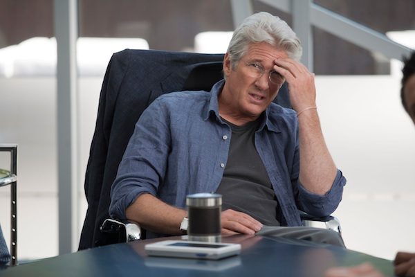 Richard Gere stars in Relativity Media's © MOVIE 43 .  © 2011 Movie Productions, LLC  All Rights Reserved.