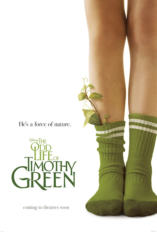 The Odd Life of Timothy Green One-Sheet