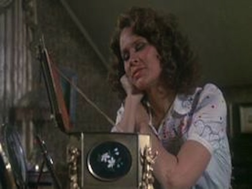 Karen Black in Burnt Offerings