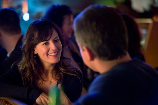 Rosemarie DeWitt stars as Alice and Matt Damon stars as Steve in Gus Van Sant's contemporary drama PROMISED LAND, a Focus Features release.  Credit: Scott Green