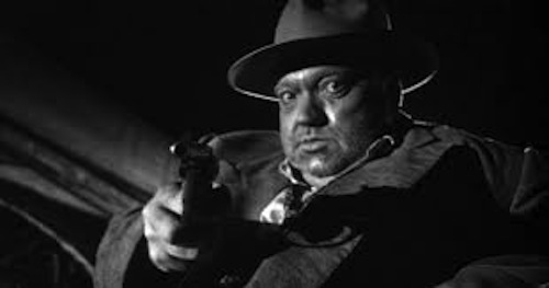 Hank Quinlan, Touch of Evil