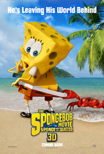 SpongeBob SquarePants Movie Poster