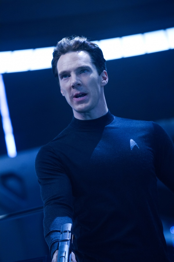 Benedict Cumberbatch is Khan in Star Trek Into Darkness