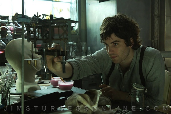 "Jim Sturgess as ""Adam"" in UPSIDE DOWN. Photo Courtesy of Millennium Entertainment."