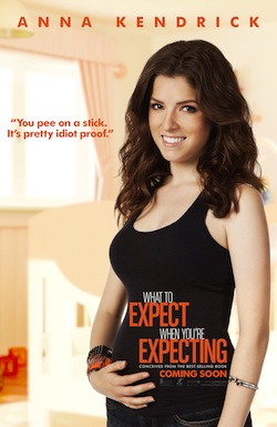 What To Expect When You're Expecting Anna Kendrick Poster