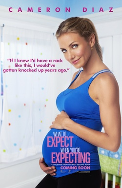 What To Expect When You're Expecting Cameron Diaz Poster