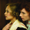 Alicia Vikander and Eddie Redmayne in The Danish Girl